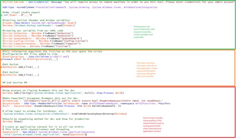 Visual Studio 2015 – Creating a PowerShell Tool + GUI (Part 2